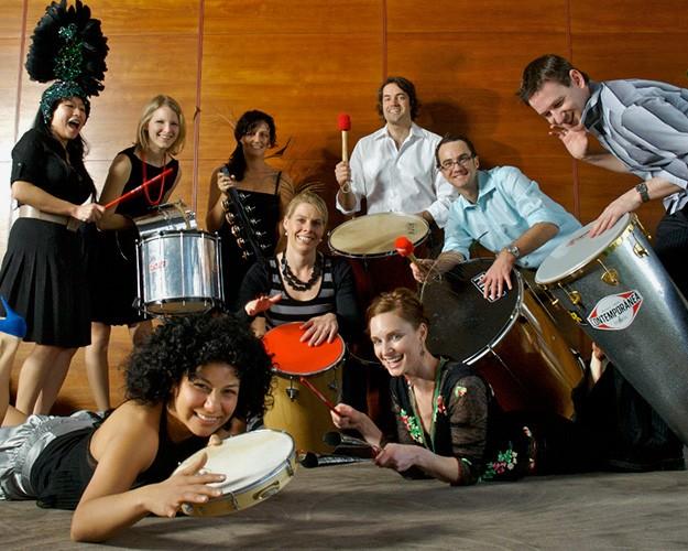 Music Drumming / Team Building